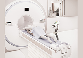 The use of hyperpolarised 13C-MRI in clinical body imaging to probe cancer metabolism
