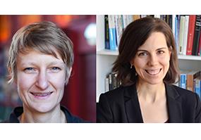 Carola-Bibiane Schönlieb and Mireia Crispin-Ortuzar involved in a new event